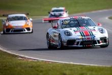 Seb Perez (GBR) Porsche Carrera Cup
