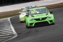 Darelle Wilson (GBR) DW Racing Opel