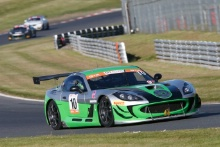 James Reveler / Gary Smith Top Cats Racing Ginetta G55 GT4