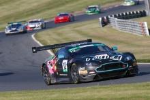 Nigel Hudson / Adam Wilcox JMH Automotive Aston Martin Vantage GT3