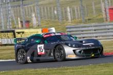 David Holloway / Ron Johnson Century Motorsport Ginetta G55