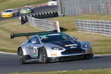 Mike Brown / Matt Manderson Ultimate Speed Aston Martin GT3