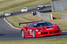 Paul Bailey / Phil Glew HPR/SB Race Engineering Ferrari 488 C