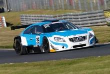 Nigel Mustill Wessex Racing Volvo S60