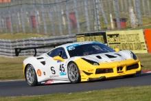 Laurent De Meus / Jamie Stanley FF Corse Ferrari 488 C