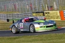 Warren Gilbert / Jon Harrison Top Cats Racing Marcos Mantis