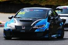 Howard Fuller – Sean Walkinshaw Racing – Honda Civic Type R FK2 TCR