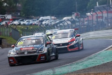 Andreas Bäckman – WestCoast Racing – Volkswagen Golf GTI TCR