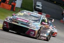 Jessica Bäckman – WestCoast Racing – Volkswagen Golf GTI TCR