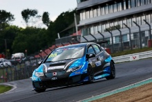 Howard Fuller – Sean Walkinshaw Racing – Honda Civic Type R FK2 TCR