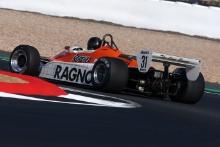 Steve Hartley Arrows A4