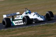 Nick Padmore Williams FW07C