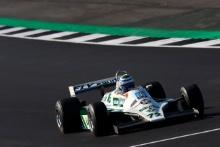 Mark Hazell Williams FW07B