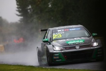 Daniel Llloyd (GBR) West Coast Racing Honda Civic