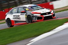 Finlay Crocker (GBR) Verizon Connect Honda Civic