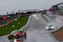 Oliver Taylor (GBR) Pyro Motorsport Honda Civic