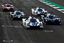 Start oif race 1 - Nick Adcock / Christian Stubbe Olsen - Nielsen Ecurie Ecosse Ligier P3