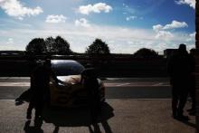 Nathan Harrison (GB) Motorbase Ford Focus