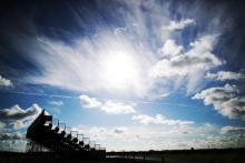 Snetterton in the sunshine