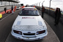 Mark Wright Ford Sierra RS500