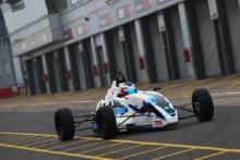 Cameron Jackson (GBR) Speedsport Van Diemen