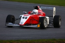 Sasakorn Chaimongkol Hillspeed Motorsport British F3