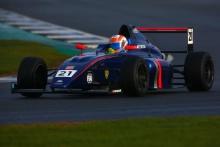 Fin Green (GBR) Carlin British F4