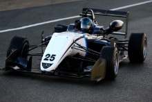 Chris Hahn (BRA) Double R Racing F3