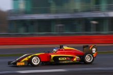 Matthew Round-Garrido (GBR) Chris Dittman Racing British F3