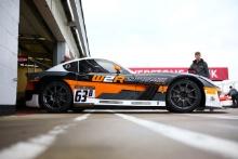 W2R Motorsport Ginetta G55