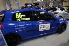 Ronan Pearson Renault Clio Cup