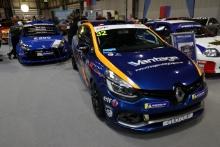 James Dorln Renault Clio Cup