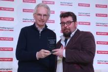 Andy Rouse (GBR) Greatest BTCC Driver Award