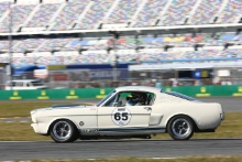 Parade of Classic cars - Ford Mustang