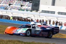 Parade of Classic cars - Porsche 962