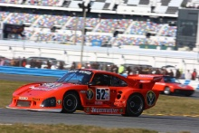 Parade of Classic cars - Porsche 935