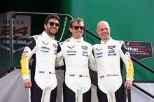 Jan Magnussen / Antonio Garcia / Mike Rockenfeller - Corvette Racing Corvette C7.R