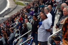 Fans at the Daytona 24 hours