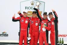Davide Rigon / Miguel Molina / Alessandro Pier Guidi / James Calado - Risi Competizione Ferrari 488 GTE