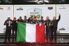 Rolf Ineichen / Mirko Bortolotti / Christian Engelhart / Rik Breukers - GRT Grasser Racing Team Lamborghini Huracan GT3