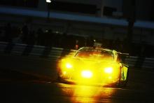 Lexus at night