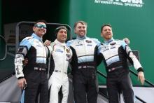 John Potter / Andy Lally / Spencer Pumpelly / Marco Mapelli - Magnus Racing Lamborghini Huracan GT3