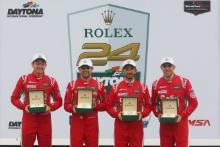 Roberto Gonzalez / Pastor Maldonado / Sebastian Saavedra / Ryan Cullen - DragonSpeed ORECA LMP2