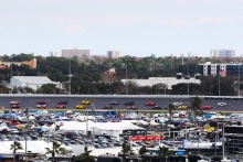 Start of the race at Daytona