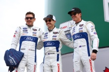 Ryan Briscoe / Richard Westbrook / Scott Dixon - Ford Chip Ganassi Racing Ford GT