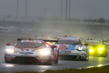 Joey Hand / Dirk Mueller / Sebastien Bourdais - Ford Chip Ganassi Racing Ford GT
