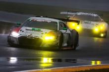 Parker Chase / Ryan Dalziel / Ezequiel Perez Companc / Chris Haase - Starworks Motorsport Audi R8 LMS GT3