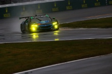Frederic Vervisch / Kelvin van der Linde / Ian James / Roman DeAngelis - WRT Speedstar Audi Sport Audi R8 LMS GT3