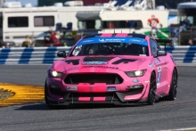James Pesek / Jade Buford / Patrick Gallagher - PF Racing Ford Mustang GT4