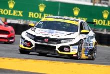 Colin Mullan / Max Faulkner - LA Honda World Racing Honda Civic TCR